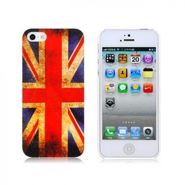 "Чехол ""Великобритания"" for iPhone 5"
