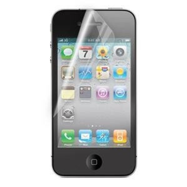 РАСПРОДАЖА! Crystal Clear Front Screen Protector for iPhone 4(Transparent)