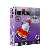Презерватив Luxe Maxima - Аризонский бульдог, 1 шт