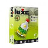 Презерватив Luxe Maxima - Сигара Хуана, 1 шт