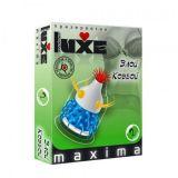 Condom Luxe Maxima - Evil cowboy, 1 piece