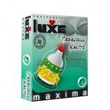Презерватив Luxe Maxima - Гавайский кактус, 1 шт по оптовой цене
