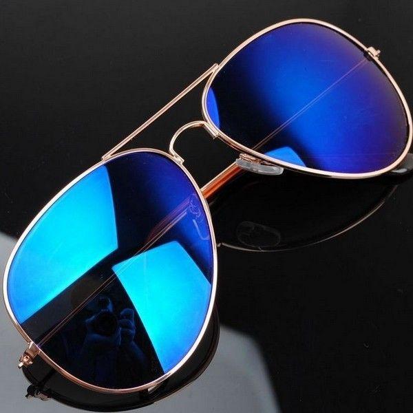 SALE! Sunglasses Ray Ban Aviator gold