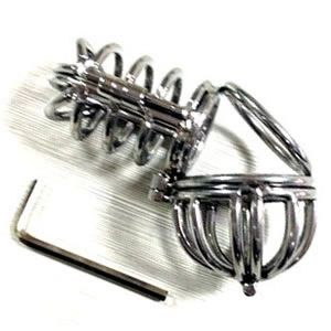 65 mm Length Full Chastity Cage