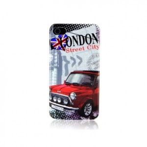 SALE! London case for iPhone4/4S