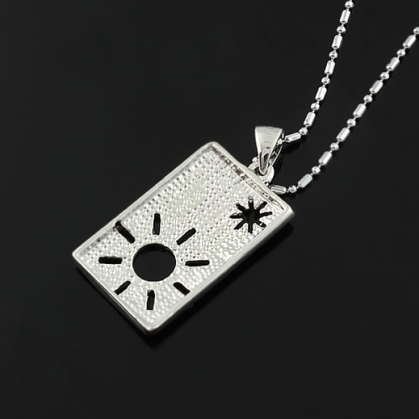 Fashion pendant. Артикул: IXI25446