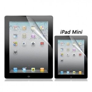 РАСПРОДАЖА! Matting Mirror Surface Design Screen Protector for iPad Mini (Transparent). Артикул: IXI25549