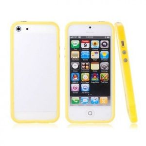 SALE! Silicone bumper for Iphone 5. Артикул: IXI25565