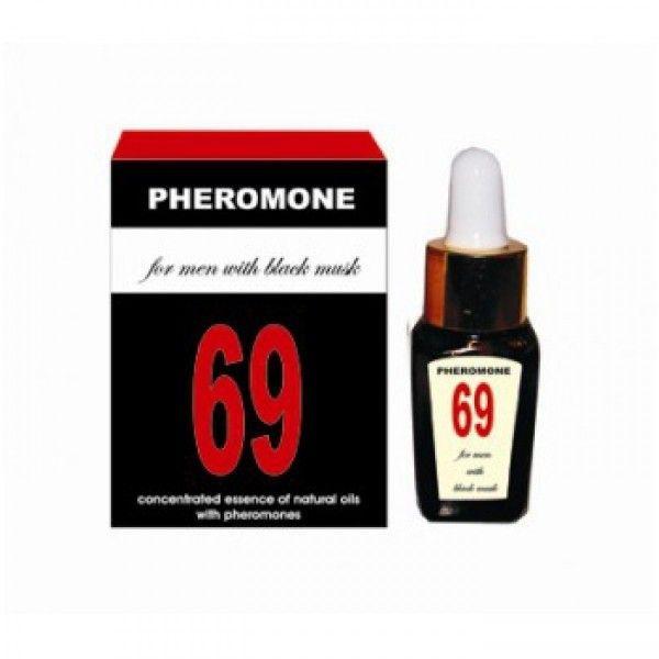 Чистый феромон PHEROMON 69 для мужчин, 10мл.