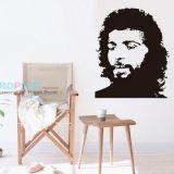 SALE! Vinyl sticker - portrait of a man Che Guevara