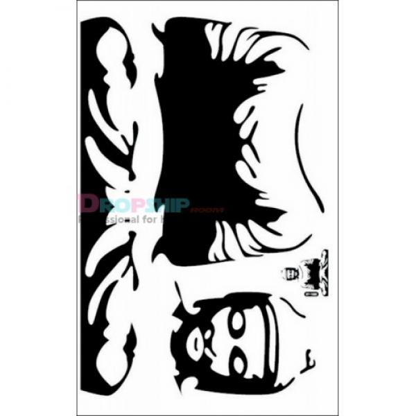 SALE! Vinyl decal - Monk. Артикул: IXI25920