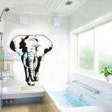 Виниловая наклейка - Слон цена фото