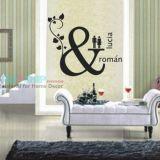 РАСПРОДАЖА! Виниловая наклейка - Lucia & Roman по оптовой цене