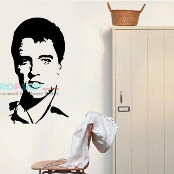 Виниловая наклейка - Елвис Пресли