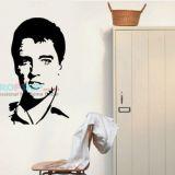 РАСПРОДАЖА! Виниловая наклейка - Елвис Пресли по оптовой цене
