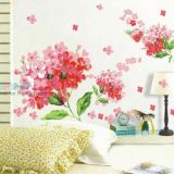 SALE! Vinyl decal - Floral bunches