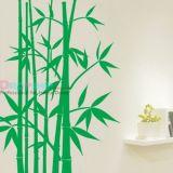 РАСПРОДАЖА! Виниловая наклейка - Зеленый бамбук по оптовой цене