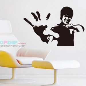 SALE! Vinyl sticker - Bruce Lee