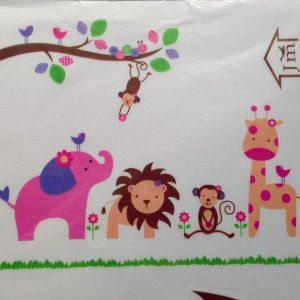SALE! Vinyl sticker - Fabulous animals