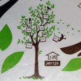 РАСПРОДАЖА! Виниловая наклейка - Фото на дереве по оптовой цене