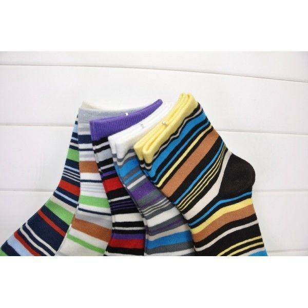 SALE! Womens socks mixed colors, 5 PCs.