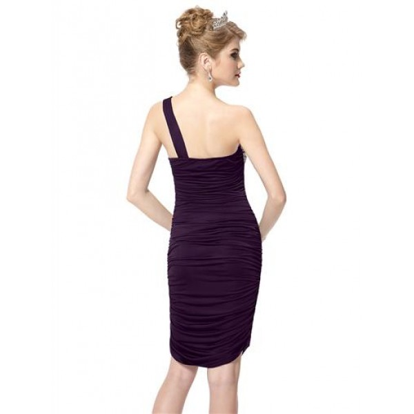 Bodycon dress with petal skirt. Артикул: IXI26476