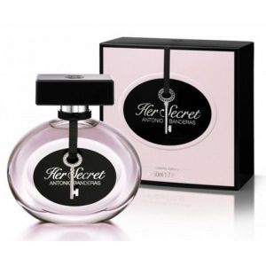 SALE! Perfume, perfume Antonio Banderas - her Secret 80ml