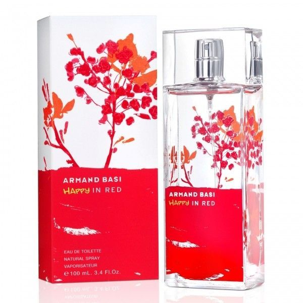 Туалетная вода, духи Armand Basi - Happy in Red