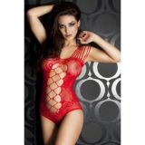 Lace Teddy red