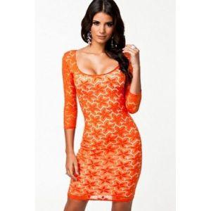 Платье - Апельсин - Платья