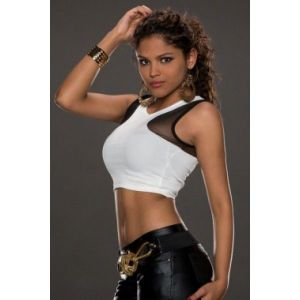 Club wear halter top. Артикул: IXI27692