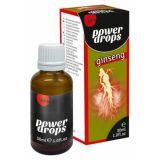 SALE! Stimulating drops unisex Ginseng