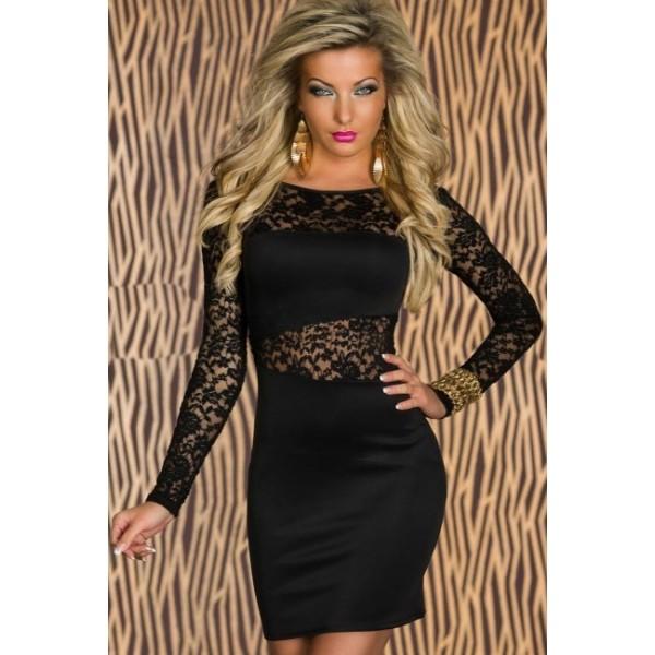 Платье Из Гипюра Интернет Магазин 89