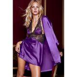 Purple chemise