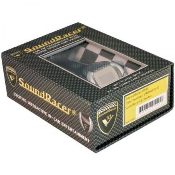 SALE! Simulator engine sound of the SoundRacer V10J. Артикул: IXI28360