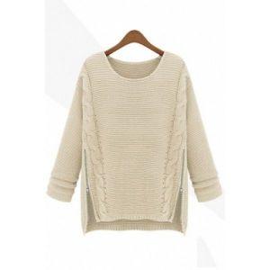 Vintage pullover white. Артикул: IXI28394