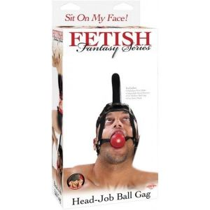SALE! The gag-strap on head Job