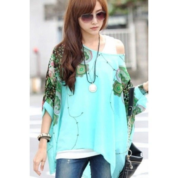 Fashionable blouse