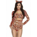 Игровой костюм «Котенок на охоте»