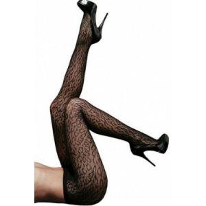 Сексуальные леопардовые колготки - Колготы