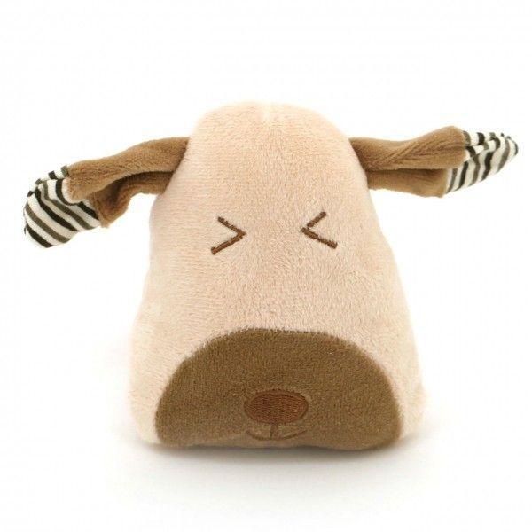 РАСПРОДАЖА! Игрушка для собак Щенок тканевая