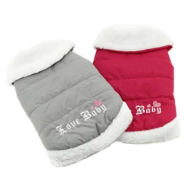SALE! Coat of soft cotton for dogs. Артикул: IXI29032