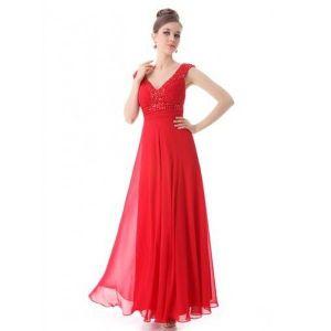 РАСПРОДАЖА! Элегантное платье с мерцающими стразами