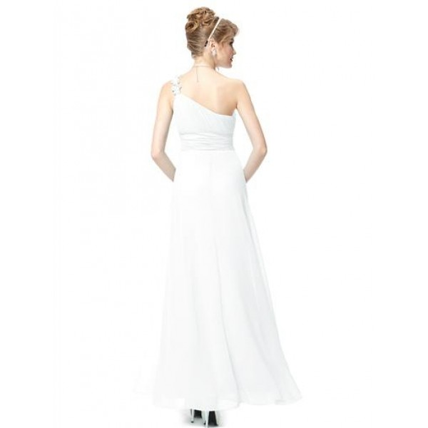 Evening dress one shoulder. Артикул: IXI29369