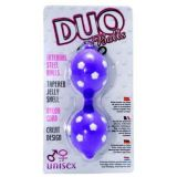Ben WA balls Duo Balls purple