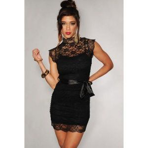 Elegant dress black