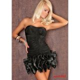 РАСПРОДАЖА! Заводное мини платье по оптовой цене