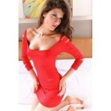 SALE! Stylish red dress