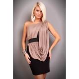 Элегантное платье на одно плече цена фото