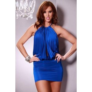 SALE! A revealing mini-dress